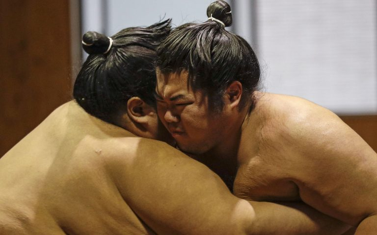 Ιαπωνία: Νεκρός από κορωνοϊό 28χρονος παλαιστής του Σούμο