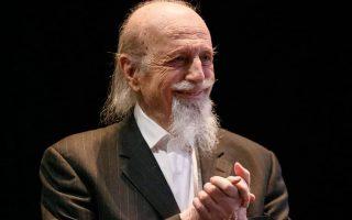 Ο ακαδημαϊκός και συγγραφέας Θεοδόσης Τάσιος.