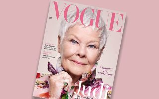 Nick Knight | Judi Dench Covers The June Issue 2020 Of British Vogue