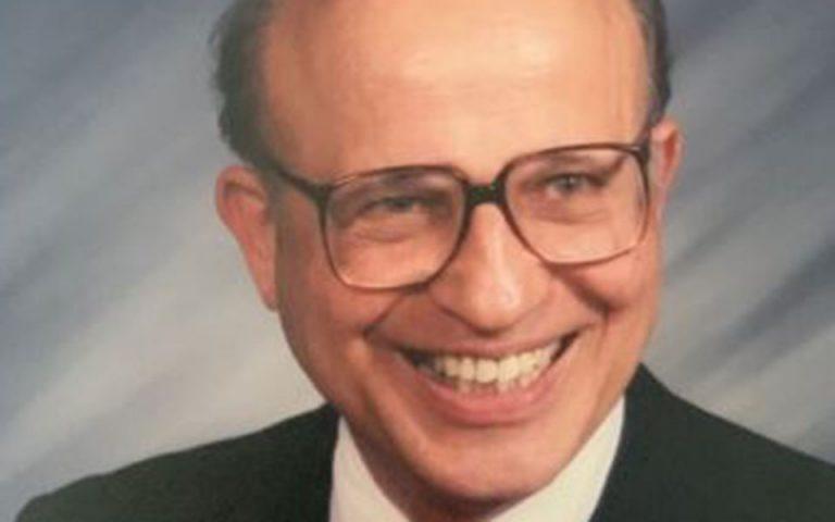 ΗΠΑ: Απεβίωσε ο ιδρυτής του Αμερικανοελληνικού Ινστιτούτου Ευγένιος Ρωσσίδης