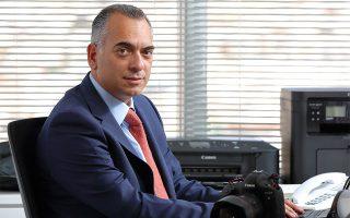 Σωτήρης Παπαχρηστόπουλος: Διευθύνων Σύμβουλος της Canon Ελλάδας