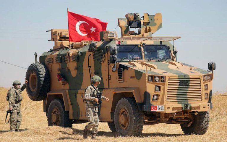 Νεκρός Τούρκος στρατιώτης από έκρηξη στην επαρχία Ιντλίμπ