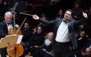 Η πρώτη φορά που θα εμφανιστεί ο Γιώργος Πέτρου ως μουσικός διευθυντής της Εθνικής Συμφωνικής Ορχήστρας της ΕΡΤ θα είναι σε ένα «Γκαλά Μπετόβεν» που θα πραγματοποιηθεί στο Ηρώδειο, στο πλαίσιο του Φεστιβάλ Αθηνών, στις 18 Ιουλίου.