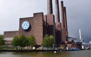 Η μετοχή της Volkswagen ενισχύθηκε στη χθεσινή συνεδρίαση κατά 5,74%.