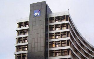 Η ασφαλιστική AXA ανακοίνωσε ότι θα καταβάλει μέρισμα και η μετοχή της κέρδισε 10,4%.