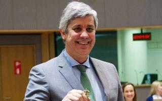 Πιθανολογείται ότι ο κ. Μ. Σεντένο θα αναλάβει τη διοίκηση της κεντρικής τράπεζας της Πορτογαλίας.