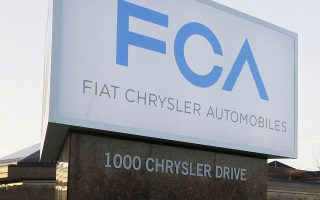 Η μετοχή της Fiat Chrysler υποχώρησε χθες κατά 7,7%.