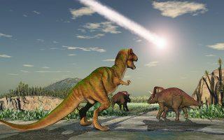 Στο βιβλίο της «H σκοτεινή ύλη και η εξαφάνιση των δεινοσαύρων» η καθηγήτρια Φυσικής στο Χάρβαρντ Λίζα Ράνταλ αποπειράται να ερμηνεύσει τον αφανισμό των δεινοσαύρων με διαφορετικό αλλά ταυτόχρονα συναρπαστικό τρόπο (φωτ. Shutterstock).