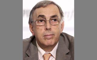 Ο κ. Μασουράκης, επικεφαλής οικονομολόγος σήμερα του ΣΕΒ, θα αναλάβει τα νέα του καθήκοντα από 1ης Σεπτεμβρίου.