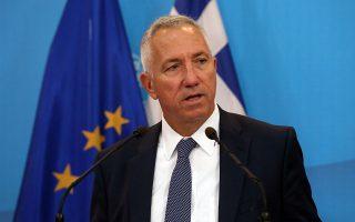 «Το 2011 καταφέραμε και συμφωνήσαμε με τους εκπροσώπους των εργαζομένων να μειώσουμε το κόστος μισθοδοσίας κατά 10% ετησίως. Ηταν πρωτοποριακό, γιατί στην ιστορία της επιχειρηματικότητας στην Ελλάδα, δεν θυμάμαι να είχε γίνει τέτοιου είδους συμφωνία με συνδικαλιστική οργάνωση μιας ΔΕΚΟ». ΑΠΕ-ΜΠΕ / Αλεξανδρος Μπελτες