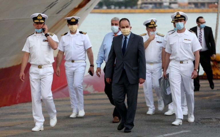 Κορωνοϊός: Συστηματικοί έλεγχοι στα πλοία για την τήρηση των μέτρων