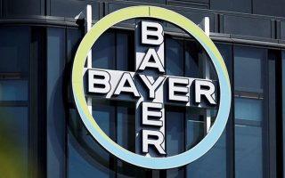 H μετοχή της Bayer υποχώρησε 2,9%, καθώς θα καταβάλει 10,9 δισ. σε εξωδικαστικό συμβιβασμό.