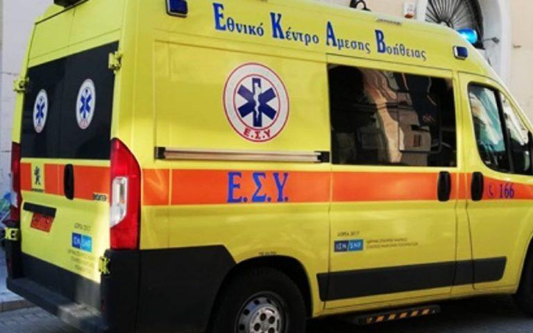 Νεκρός τετράχρονος που χτυπήθηκε από τρακτέρ στον Λαγκαδά Θεσσαλονίκης
