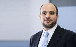 Ο Χρυσός Καβουνίδης είναι επικεφαλής της BCG στην Αθήνα.