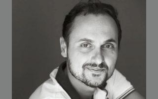 Ο δημοσιογράφος και συγγραφέας Γιάννης Γορανίτης.