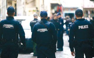Οι εν ενεργεία και απόστρατοι αξιωματικοί της ΕΛ.ΑΣ. παρείχαν κάλυψη σε οίκους ανοχής, στριπτιτζάδικα και παράνομες χαρτοπαικτικές λέσχες (φωτ. INTIME NEWS).