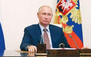 Ο Βλαντιμίρ Πούτιν έχει ήδη συμπληρώσει περισσότερα χρόνια στην εξουσία από οποιονδήποτε άλλον ηγέτη της Ρωσίας πλην του Ιωσήφ Στάλιν.