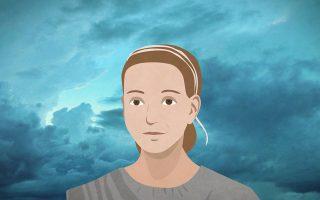 Η Μύρτις, το 11χρονο κορίτσι που χάθηκε στον λοιμό της Αθήνας τον 5ο αιώνα π.Χ., πρωταγωνιστεί σε ένα νέο animation για την πανδημία, που πραγματοποιήθηκε σε συνεργασία του δημιουργού της, Μανώλη Παπαγρηγοράκη, και του Οργανισμού Ηνωμένων Εθνών. Η Μύρτις έχει γίνει ένα «πρόσωπο» της εποχής μας με πολλές εφαρμογές και αποτελεί πηγή έμπνευσης για ερευνητές και δημιουργούς.