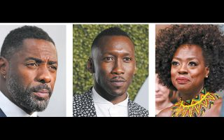 Διάσημοι ηθοποιοί, όπως ο Ιντρις Ελμπα, ο Μαχερσάλα Αλι και η Βαϊόλα Ντέιβις, υπογράφουν την ανοιχτή επιστολή.
