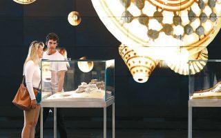 Από τη Δευτέρα έως την Τετάρτη, 481 άνθρωποι επισκέφθηκαν το Μουσείο της Ακρόπολης.