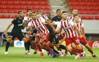 Ο Ολυμπιακός έχει εξασφαλίσει το πρωτάθλημα, ξεπέρασε το εμπόδιο του ΠΑΟΚ στα ημιτελικά του Κυπέλλου και έχει μπροστά του ακόμα μία μεγάλη πρόκληση στους «16» του Γιουρόπα Λιγκ.