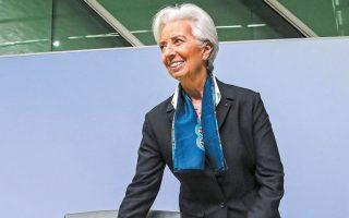 Η ένταξη των ελληνικών ομολόγων στο νέο QE της ΕΚΤ έχει μειώσει το κόστος δανεισμού του ελληνικού Δημοσίου άνω του 60% σε τρεις μήνες. Η Ευρωπαϊκή Κεντρική Τράπεζα στο πλαίσιο του έκτακτου, λόγω πανδημίας, προγράμματος αγοράς περιουσιακών στοιχείων (PEPP) έχει αγοράσει ελληνικά ομόλογα αξίας 4,69 δισ. ευρώ. Αν και η ΕΚΤ έχει καταβάλει σημαντικές προσπάθειες για τη στήριξη της Ευρωζώνης, πολλοί αναμένουν ότι η Κριστίν Λαγκάρντ θα ανακοινώσει αύριο πρόσθετα μέτρα.