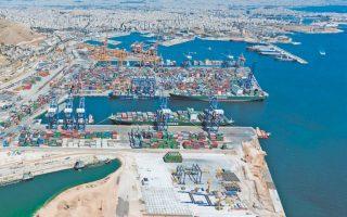 Στην παρούσα φάση, η κινεζική πλευρά δεν έχει πρόθεση να κατασκευάσει ναυπηγείο, καθώς προτεραιότητά της είναι η ανάπτυξη ενός τέταρτου προβλήτα εμπορευματοκιβωτίων, που αναμένεται να χωροθετηθεί σε σημείο που προοριζόταν για τη ναυπηγική δραστηριότητα (φωτ. ΑΠΕ).