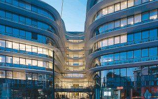 Η ΤΕΡΝΑ θα πραγματοποιήσει επιπλέον έργα αξίας 6,7 εκατ. ευρώ στο υπερσύγχρονο κτίριο γραφείων The Orbit, που ανέπτυξε η Noval του ομίλου Βιοχάλκο στη λεωφόρο Κηφισίας, στο ύψος των Αμπελοκήπων.