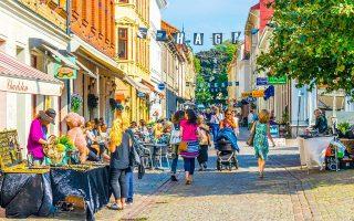 Tο εμπορικό κέντρο Nordby είναι αποκλεισμένο από τους Νορβηγούς καταναλωτές, διότι βρίσκεται στην ευρύτερη περιοχή του Γκέτενμποργκ, της δεύτερης μεγαλύτερης πόλης στη Σουηδία. Ωστόσο, στην περιοχή έχει καταγραφεί χαμηλός αριθμός κρουσμάτων.