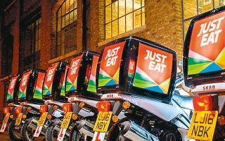 H ολλανδοαμερικανική σύμπλευση ανοίγει διάπλατα την αγορά των ΗΠΑ στην Just Eat Takeaway, επεκτείνοντας τα όρια της δραστηριότητάς της πέραν της Γηραιάς Ηπείρου, της Αυστραλίας, του Καναδά και της Βραζιλίας.