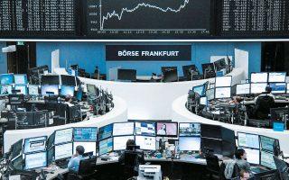 Ο Xetra DAX στη Φρανκφούρτη έκλεισε με κέρδη 0,54%, ο CAC 40 στο Παρίσι με 0,88% και ο FTSE 100 στο Λονδίνο με οριακή άνοδο 0,17%.