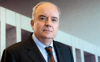 Ο Γιώργος Περιστέρης είναι Πρόεδρος και Διευθύνων Σύμβουλος του Ομίλου ΓΕΚ ΤΕΡΝΑ.