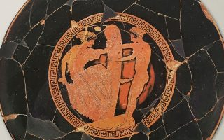 Σταμπολίδης Ν. - Τασούλας Γ. (επιμ.) 2009, Ερως. Από τη Θεογονία του Ησιόδου στην Υστερη Αρχαιότητα, Αθήνα, 264, αρ. 238.