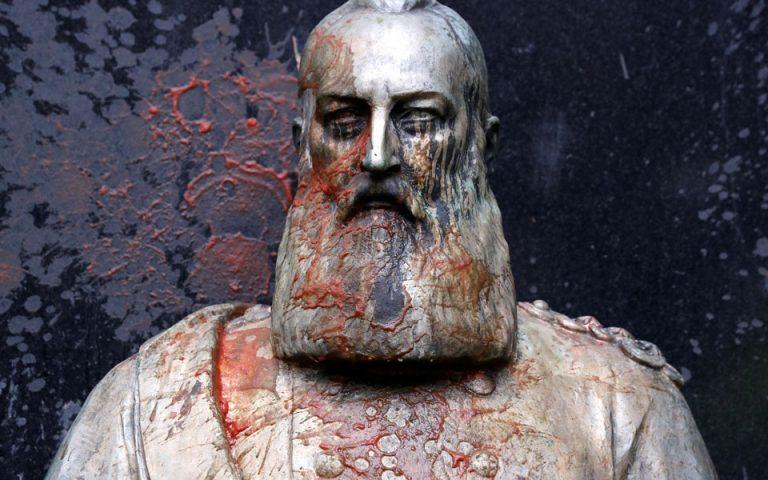 Βέλγιο: Επιθέσεις σε αγάλματα του βασιλιά Λεοπόλδου Β'