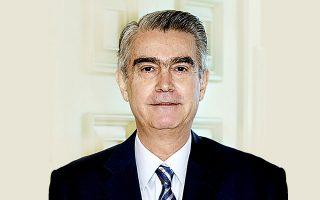 Ο κ. Θανάσης Λασκαρίδης.