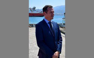 Η υπογραφή των συμβάσεων με τους αναδόχους του έργου για την ηλεκτρική διασύνδεση Αττικής - Κρήτης θα πραγματοποιηθεί στις 10 Ιουνίου στο Ηράκλειο της Κρήτης. Το έργο θα μπει σε λειτουργία το 2023 και θα δώσει οριστική λύση στο πρόβλημα επάρκειας της Κρήτης, τονίζει στην «Κ» ο διευθύνων σύμβουλος του ΑΔΜΗΕ Μάνος Μανουσάκης. ΙΝΤΙΜΕ