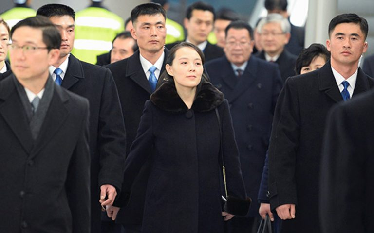 CNN: Η άνοδος της αδερφής του Κιμ ίσως εξηγεί το χάος στη Βόρεια Κορέα
