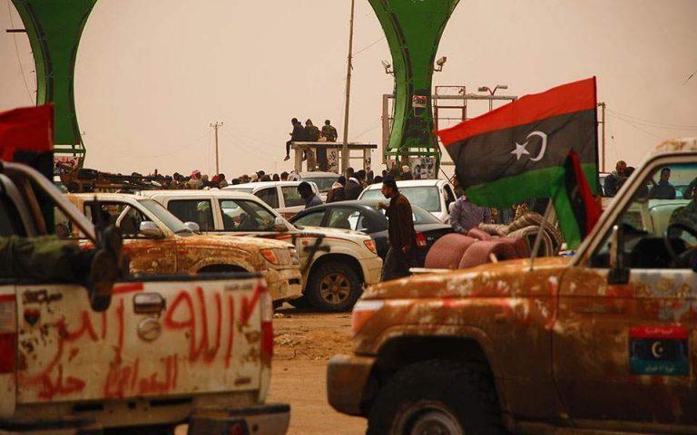 Στρατιωτικές βάσεις στη Λιβύη διαπραγματεύεται η Αγκυρα