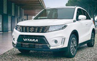Η τιμή εκκίνησης του Suzuki Vitara Hybrid 2WD με τον κινητήρα 1.4 των 129 ίππων είναι 17.980 ευρώ.