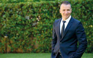 Ο Νίκος Κουκούντζος είναι Dpt Managing Director KLEEMANN Group.