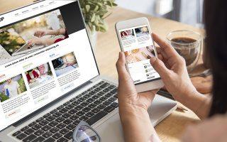 Οι αναφορές των Ελλήνων καταναλωτών στην Αρχή κατά πολλών e-shop στην πλειονότητά τους αφορούν περιπτώσεις που οι καταναλωτές πλήρωσαν αλλά δεν παρέλαβαν την παραγγελία τους (φωτ. Shutterstock).