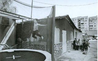Οι φωτογραφίες της έκθεσης περιέχονται στο λεύκωμα «Αίμος. Διαδρομές στα Βαλκάνια» (εκδ. Αγρα).