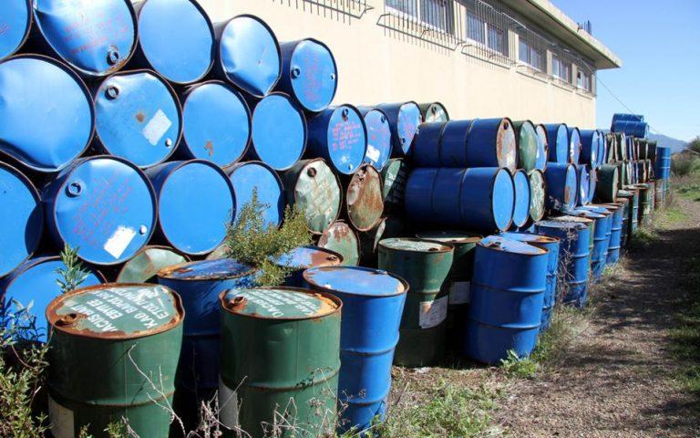 Πρόγραμμα ενίσχυσης εγκαταστάσεων διαχείρισης αποβλήτων