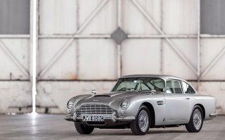 Φωτογραφίες: Aston Martin