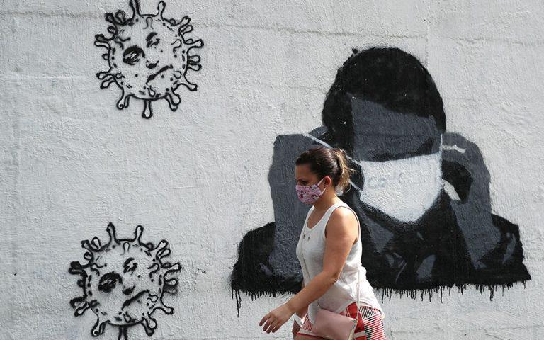 Βραζιλία: Θετικοί στον κορωνοϊό η συζύγος του Μπολσονάρου και ένας υπουργός