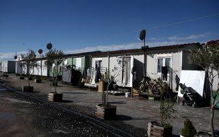 Ο Δήμος Αθηναίων προτείνει την παραχώρηση έκτασης τριών στρεμμάτων δίπλα στην υφιστάμενη δομή αιτούντων άσυλο που λειτουργεί στον Ελαιώνα. (Φωτ. INTIME NEWS)