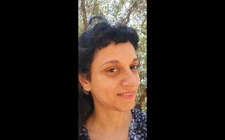 Δημοσιευμένο στο περιοδικό «Ποιητική» τχ. 21 (άνοιξη-καλοκαίρι 2018), θα συμπεριληφθεί στο βιβλίο της Αννας Γρίβα «Δαιμόνιοι», που θα κυκλοφορήσει από τις εκδόσεις Μελάνι στο τέλος του 2020.