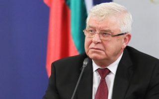 Ο Βούλγαρος υπουργός Υγείας Κίριλ Ανανίεφ