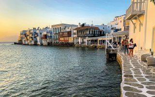 Η Μικρή Βενετία © AP Photo/Derek Gatopoulos