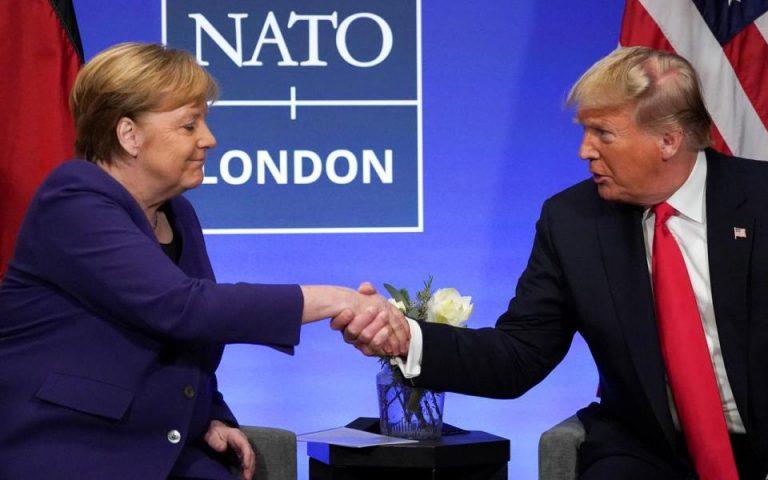 Σχεδόν ένα δισ. ευρώ κόστισαν στο Βερολίνο οι αμερικανικές βάσεις την τελευταία 10ετία